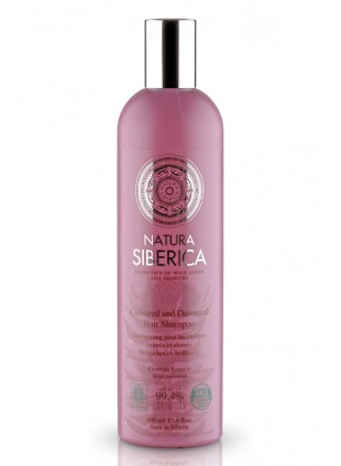 Coloured and Damaged Hair Shampoo (400 ml)