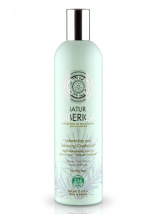 Conditioner for oily hair (400 ml)