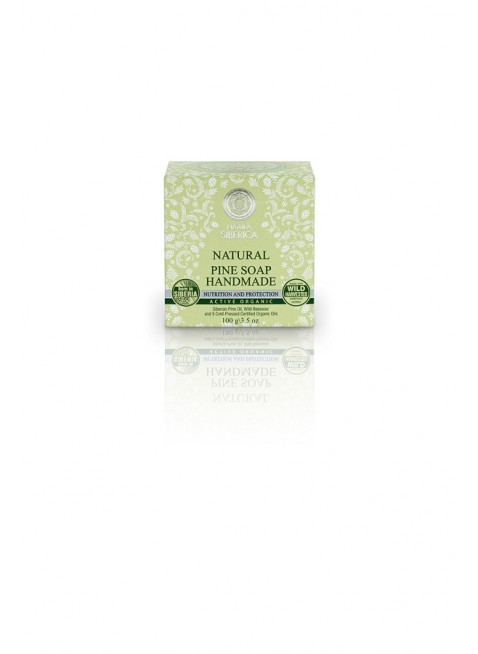 Natura Siberica Ceder handgemaakte zeep (100 ml)