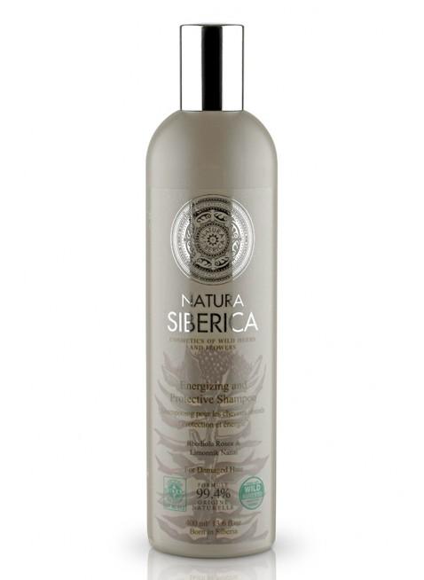 Shampoo voor Futloos & Beschadigd Haar