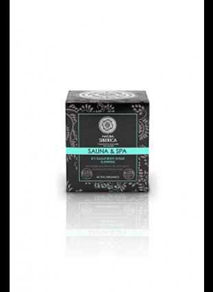 Natura Siberica Koude Suiker Lichaamsscrub (350 ml)