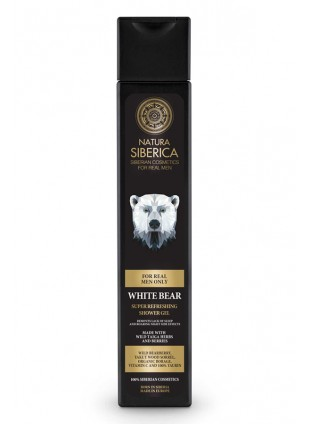 Natura Siberica Men Only White Bear Douchegel