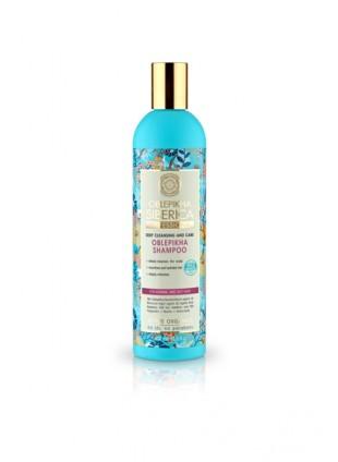 Oblepikha Siberica Shampoo voor Normaal en Vet Haar