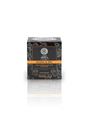Chaud Oblepiha Enveloppement corporel (350 ml)
