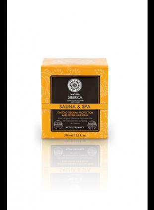 Masque des Cheveux Le Ginseng de Sibérie (350 ml)
