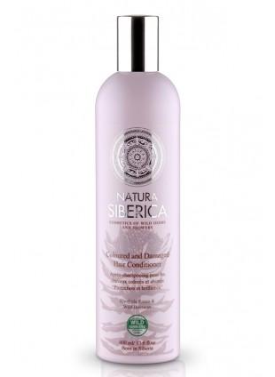 Baume pour Cheveux Teints et Abîmés (400 ml)