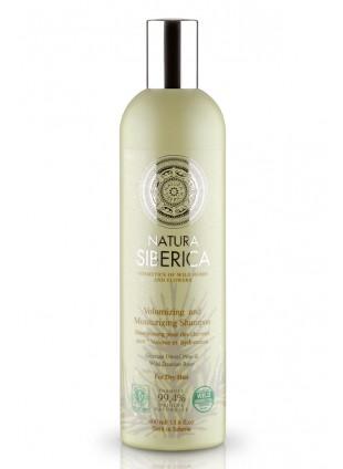 Shampoing pour cheveux secs (400 ml)