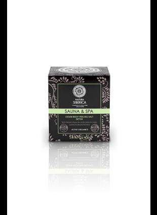 Sel-gommage de Cèdre (350 ml)